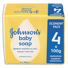 JOHNSON'S® Baby soap Honey
