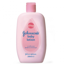 JOHNSON'S® Baby Lotion Pink