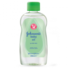 JOHNSON'S® Baby Oil Aloe Vera