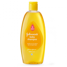 JOHNSON'S® Baby Shampoo Gold