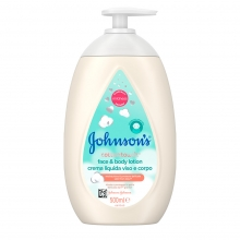 JOHNSON'S® Cottontouch™ Λοσιόν για Πρόσωπο & Σώμα