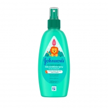 JOHNSON'S® No More Tangles® Kids Conditioner Spray