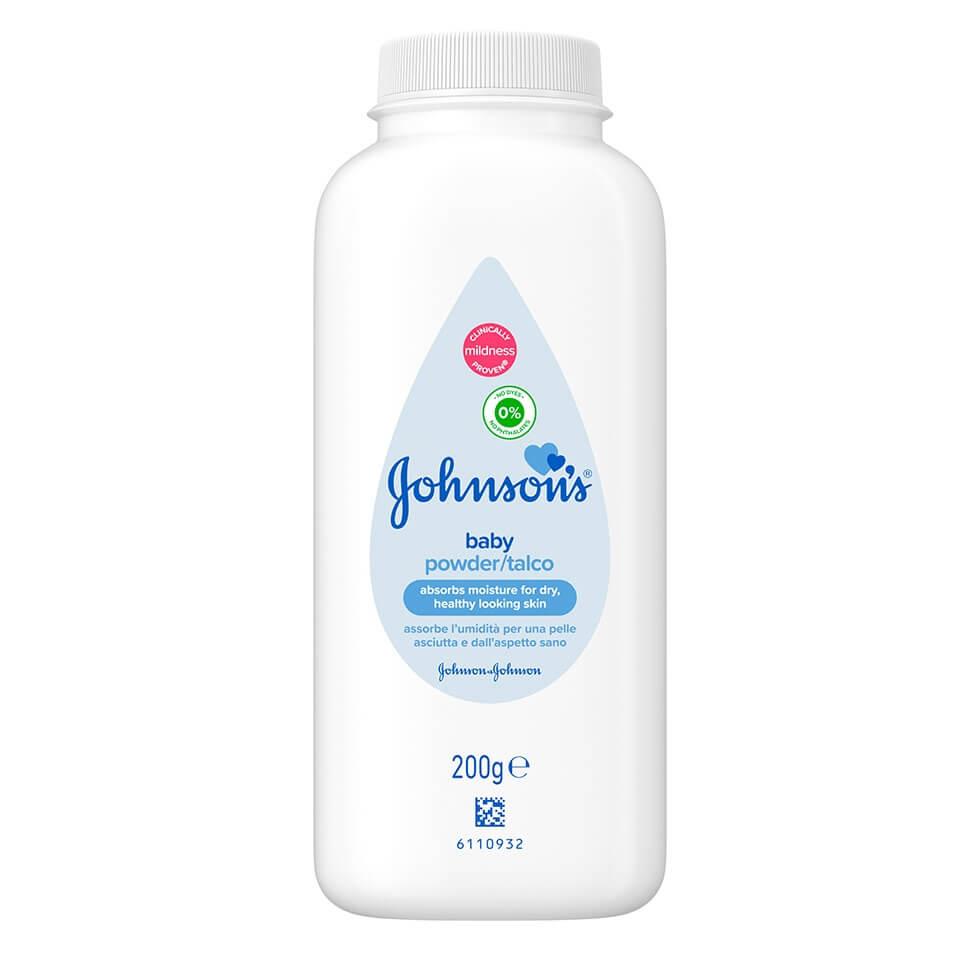 JOHNSON'S® Baby Πούδρα
