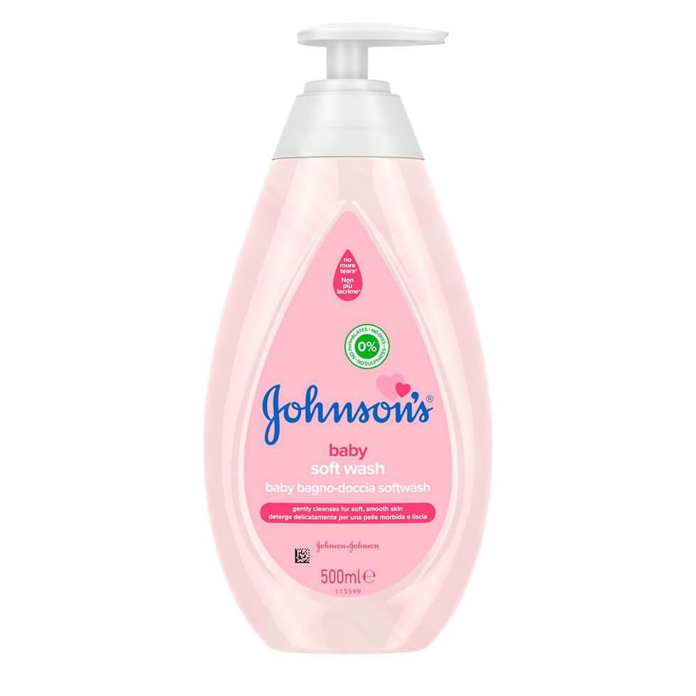 JOHNSON'S® Baby Απαλό Αφρόλουτρο