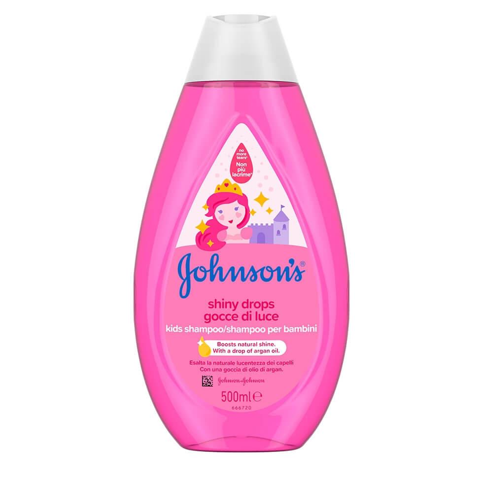JOHNSON'S® Kids Σαμπουάν Λαμπερά Μαλλιά