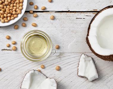 Τα συστατικά του ελαίου καρύδας